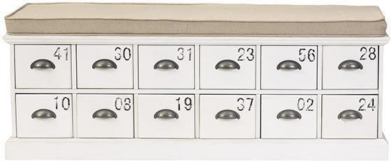 Corolário banco de armazenamento de sapatos | HomeDecorators.com