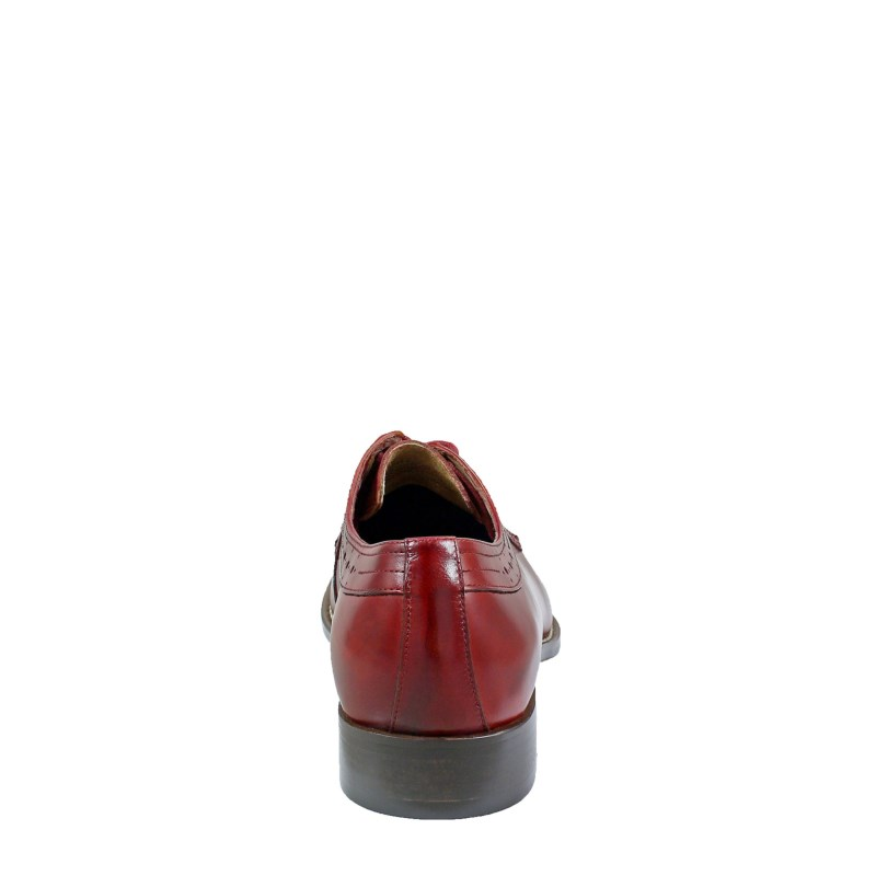 Stacy Adams Shallon Tan Cap Toe Oxford Dress Shoes