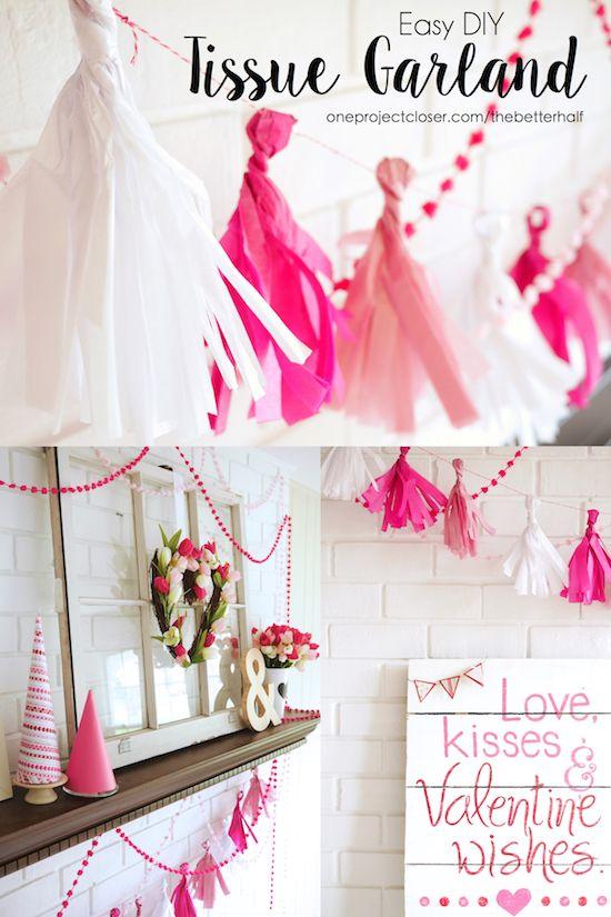 Diy Valentines Decor. best 25+ diy valentineu0027s holder ideas on ...