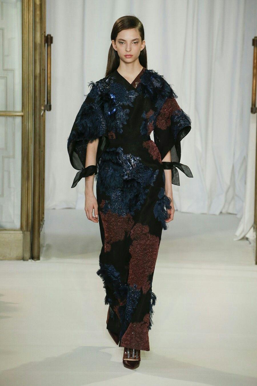 Delpozo Fashion, Fashion show, Women's runway fashion
