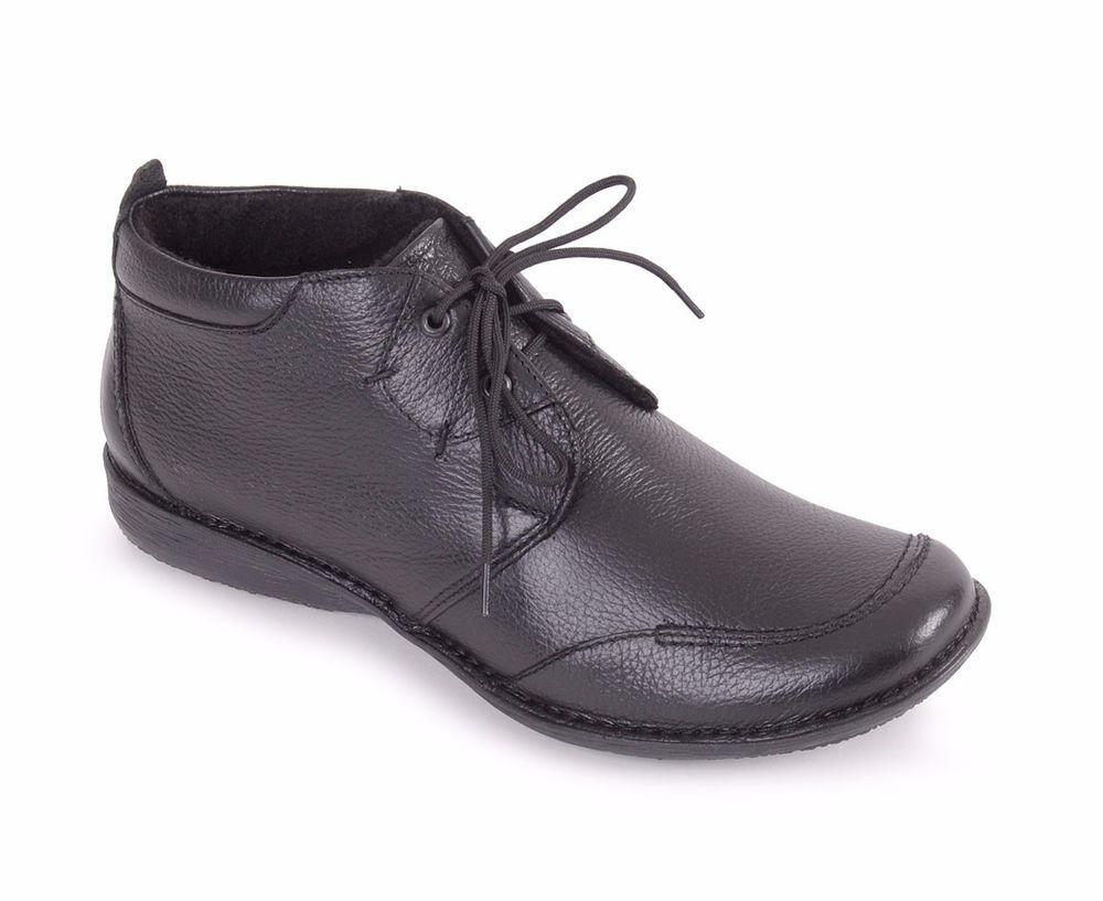 Lederstiefel Schnurschuhe Damenschuhe Lederschuhe Schuhgrosse 36 41 Stiefel