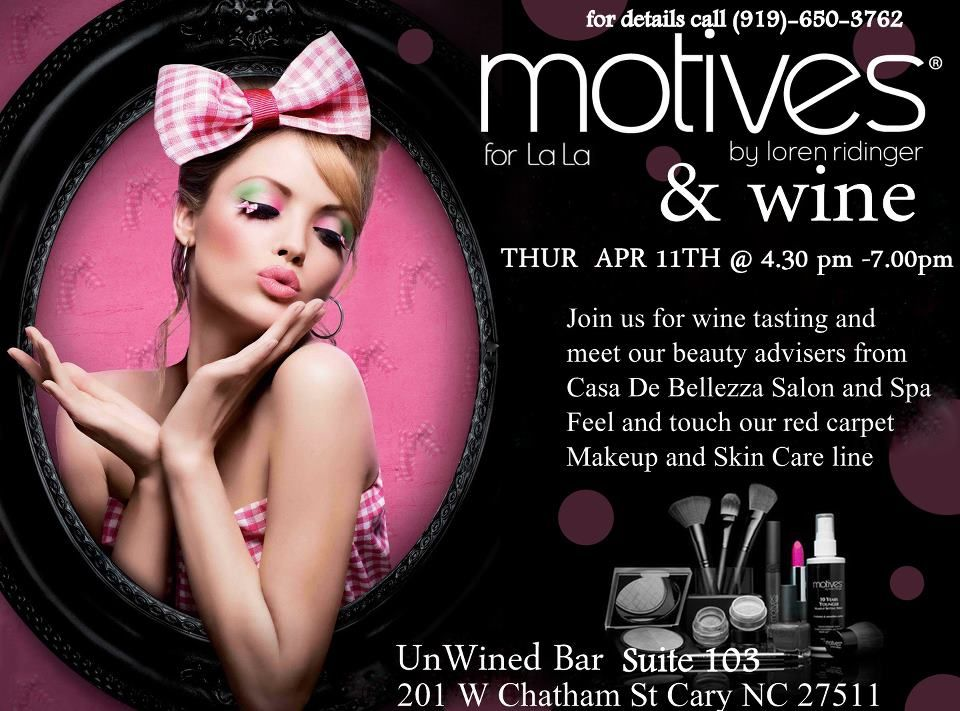 Motives and wine