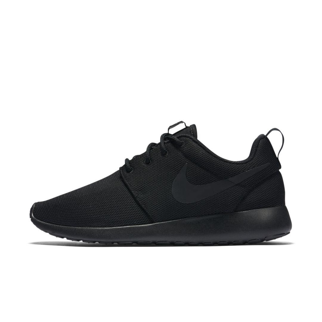 a471d21e6d32b Nike Roshe One Women s Shoe Size 10.5 (Black) in 2019