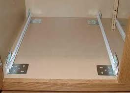 Google Image Result For Http Www Kitchenshelves Com Images Full Shelf Jpg Sliding Shelves Ikea Kitchen Cabinets Diy Kitchen Cabinets