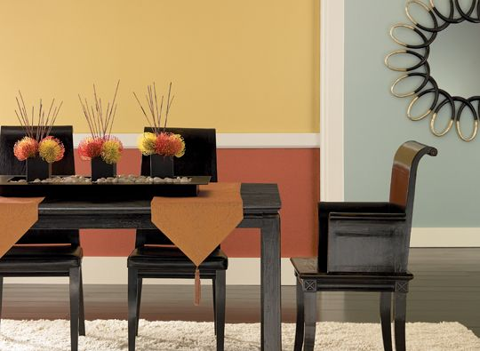 Paints Exterior Stains Dining Room ColorsKitchen
