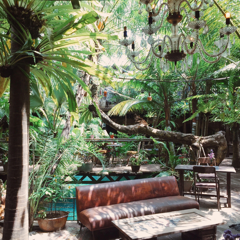 The magical garden at La Favela | Magical Outside | Pinterest ...