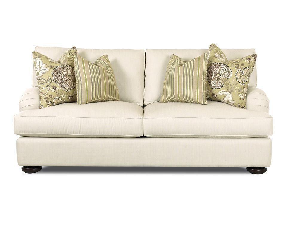 Captivating Klaussner Living Room Killian Sofa D21400 S   Klaussner Home Furnishings    Asheboro, North Carolina
