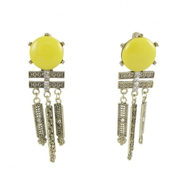 5d8b225a6 Acapulco yellow fra Cecilie Melli | Jewelry | Jewelry, Acapulco ...