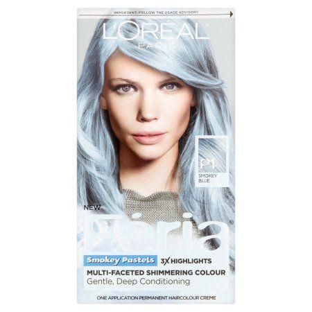 Beauty In 2020 Dyed Hair Blue Pastel Blue Hair Silver Hair