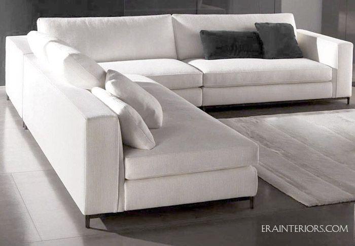 Alexa Modern Sectional By Era Interiors Modern Sectional Sofa