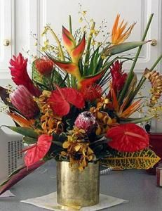 CitiFloral Inc. Tropical Garden New York, NY, 10128 FTD Florist ...