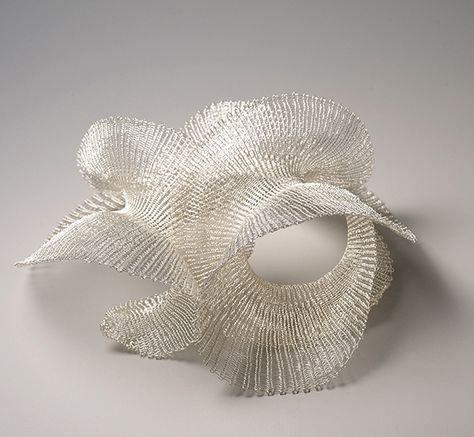 Sowon Joo Studio (Korea) | Necklace, conceptual jewelry made by Sowon Joo