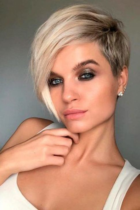 99 Adorable Long Pixie Haircuts Ideas You Should See And Try #longpixiehaircuts