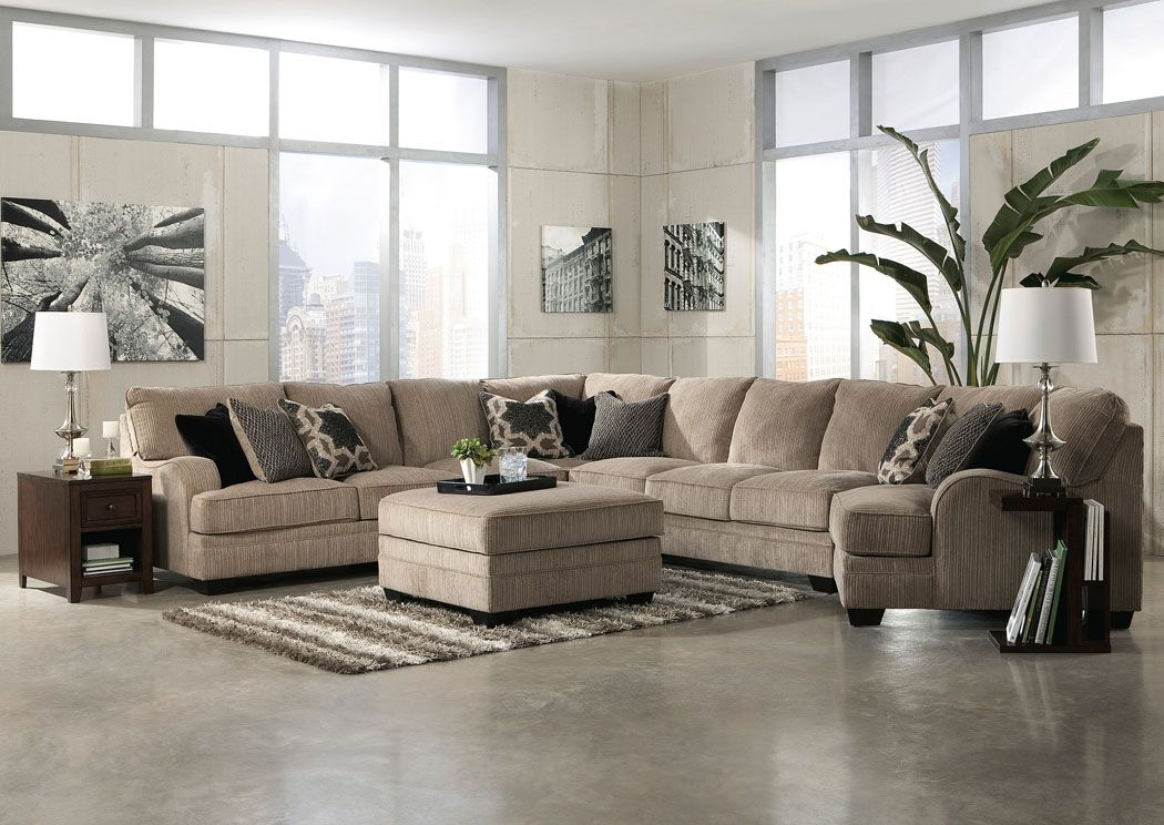 Adora Home Katisha Platinum Left Arm Facing Cuddler End Sectional | HOME |  Pinterest | Jennifer convertibles, Sofa sofa and House remodeling
