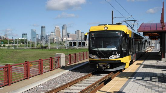 Get a free ride to the Timberwolves games with Metro Transit. For more exclusive Minneapolis savings visit go.minneapolis.org/deals
