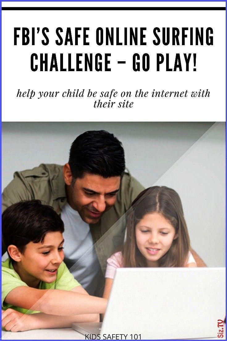 new way to teach your kids internet safety Internet safety tips for kids The FBI  s Safe Online Sur