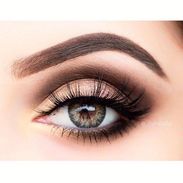 Instagram Post By Sehrish Chaudhary O Nov 28 2014 At 744pm UTC Makeup Hazel EyesMakeup