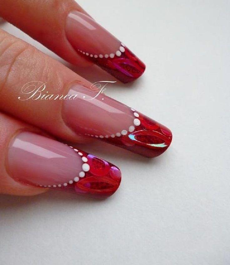 Top 10 red nails designs red nail designs red nails and red top 10 red nails designs prinsesfo Choice Image