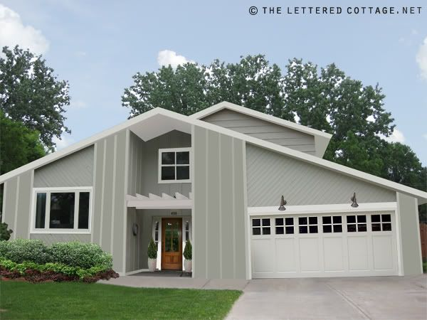 Pin By Lisa Reed On Architecture B Board Batten Siding
