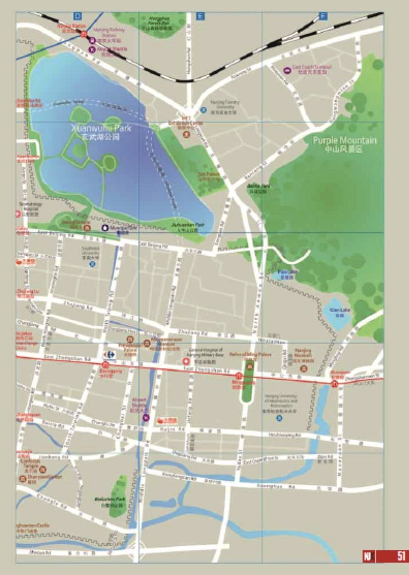 Nanjing Map China Pinterest Nanjing - Nanjing map