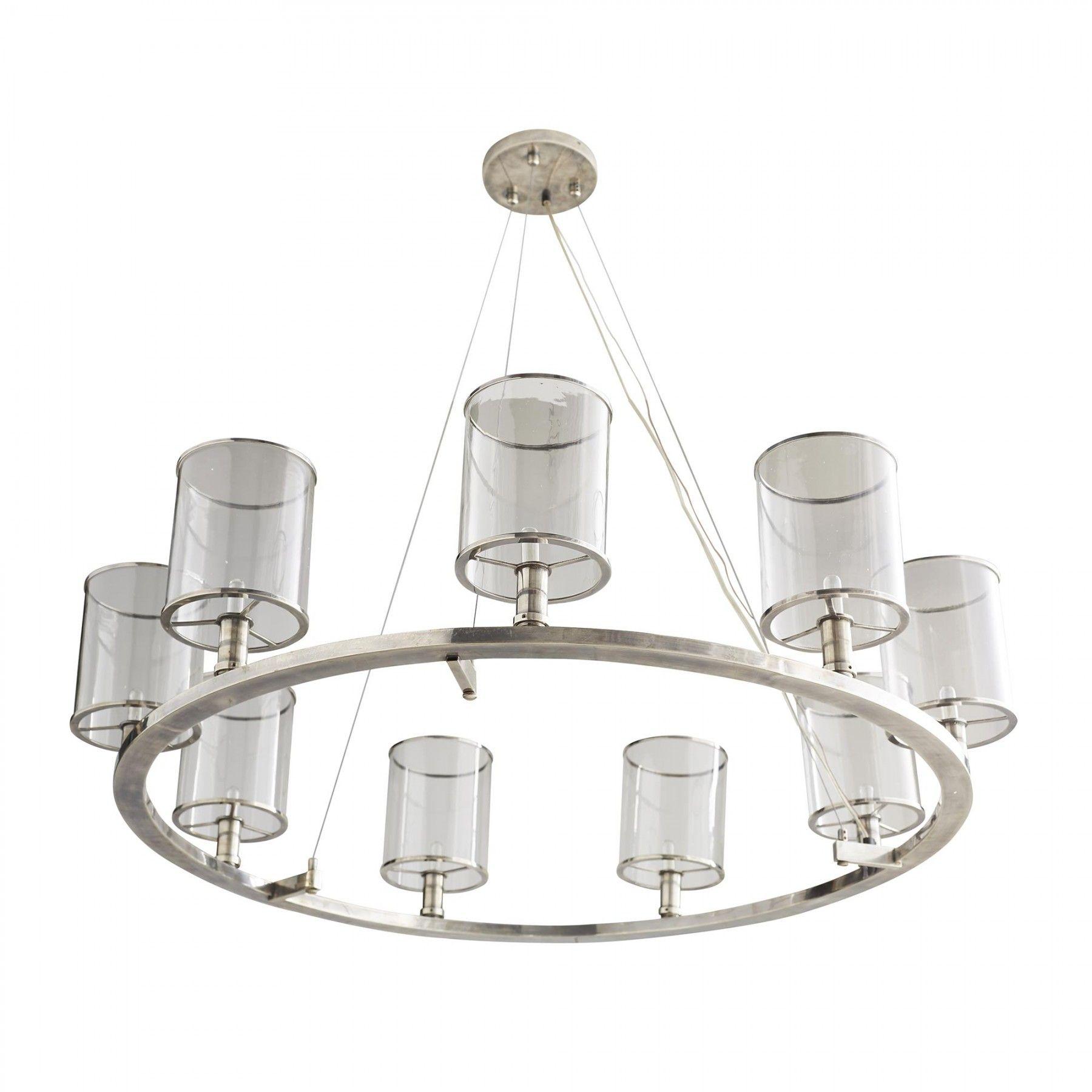 Lorena Fixed Chandelier | Lighting | Pinterest | Chandeliers, Glass ...