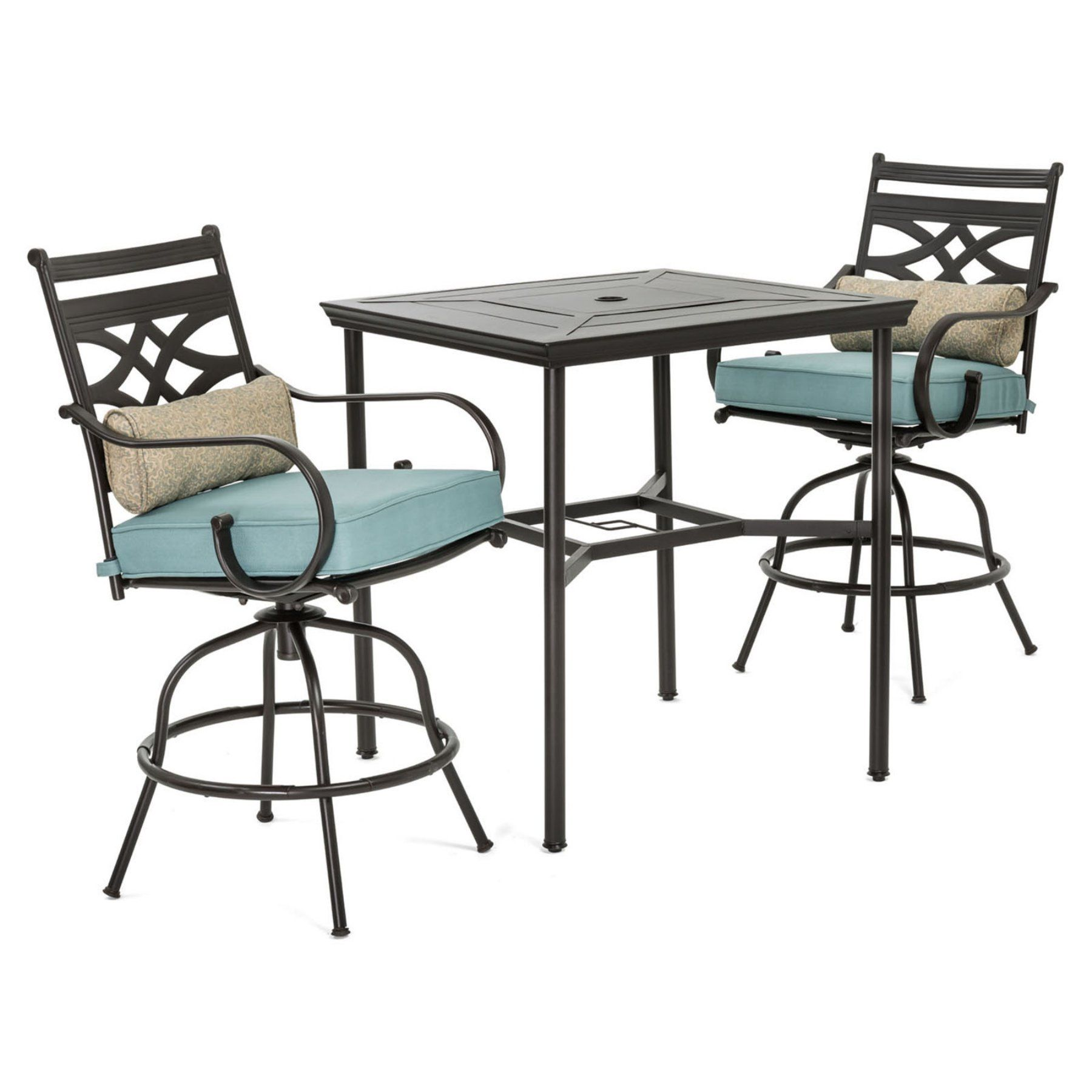 Steel Tables And Chairs
