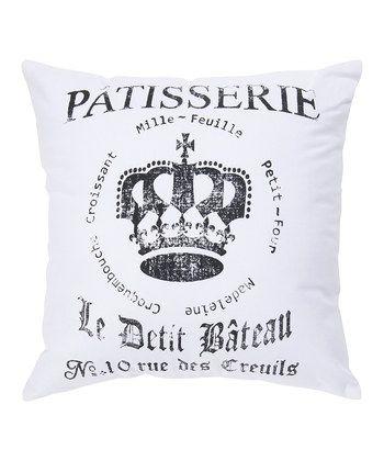 Patisserie pillow