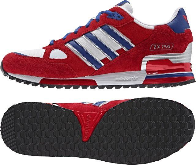 b015291c6fe99 Muške trendi tenisice adidas Originals ZX 750 kos