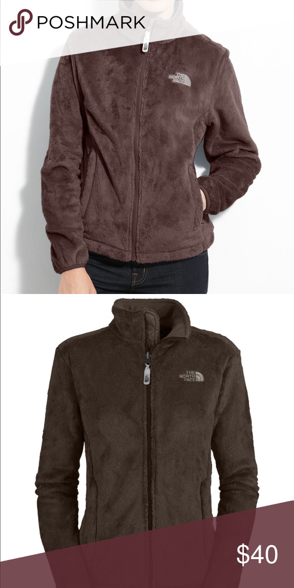 cb2b1999a The North Face Osito Jacket in Brown, Size Medium The North Face ...