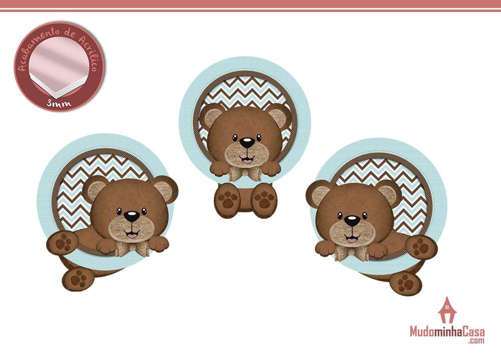 Desenhos De Ursinhos Bebe Coloridos Pesquisa Google Desenho De