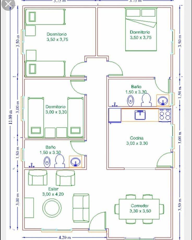 Desenhar plantas de casas