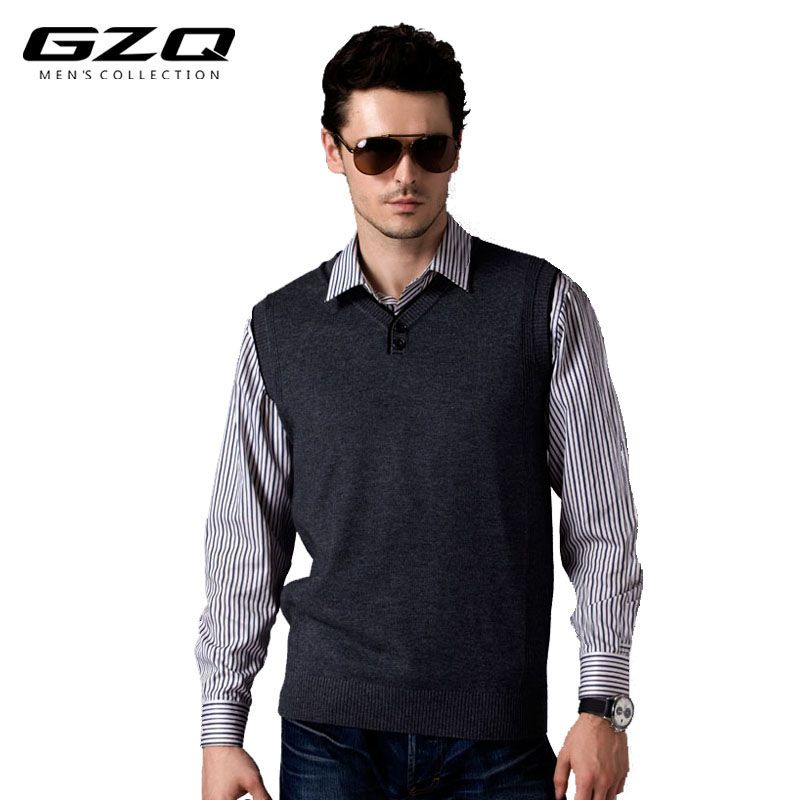Men's Business Casual Wear | Gzq men's business casual clothing ...