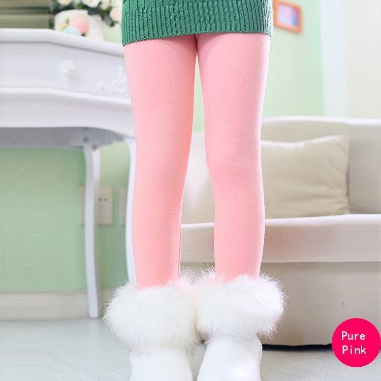 2-9 Year Cotton Warm leggings