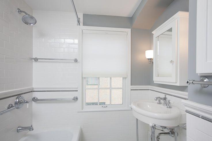 1940 Bathroom Tile Design Designed By Elizabeth Bland 1940 S