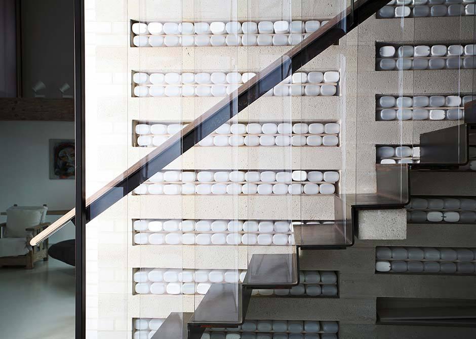 Best Zig Zag Stairs Eco House Architect Sustainable Living 640 x 480