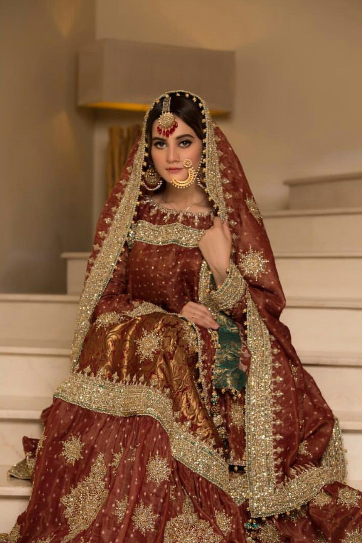 Follow me Elif Baloch 😘 Nikkah dress, Afghan dresses