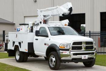 New Eti Etc37ih Bucket Truck 2013 Dodge Ram 5500 13451 Bucket Trucks For Sale Bucket Truck Work Truck