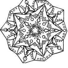 Mandala 75 Coloring page MANDALA coloring pages Mandalas for