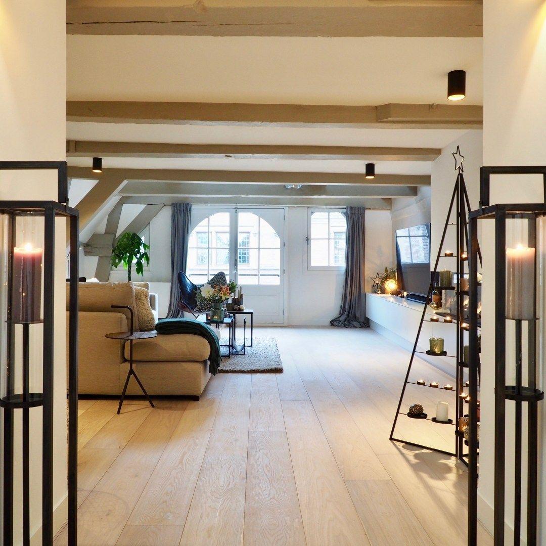 Interieur project Pakhuis (loft) Amsterdam - Begeleiding, woon ...