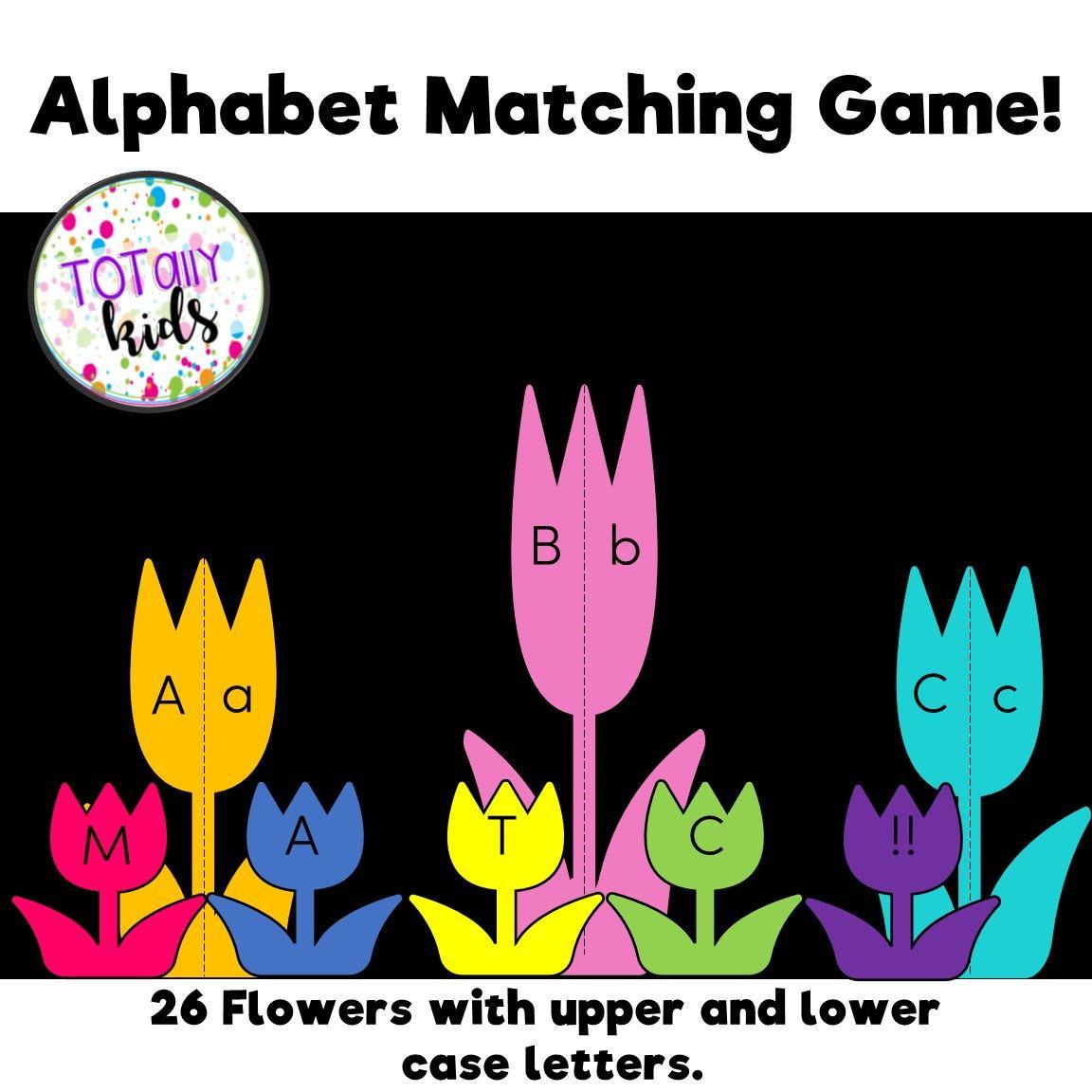 Abc Alphabet Matching Game