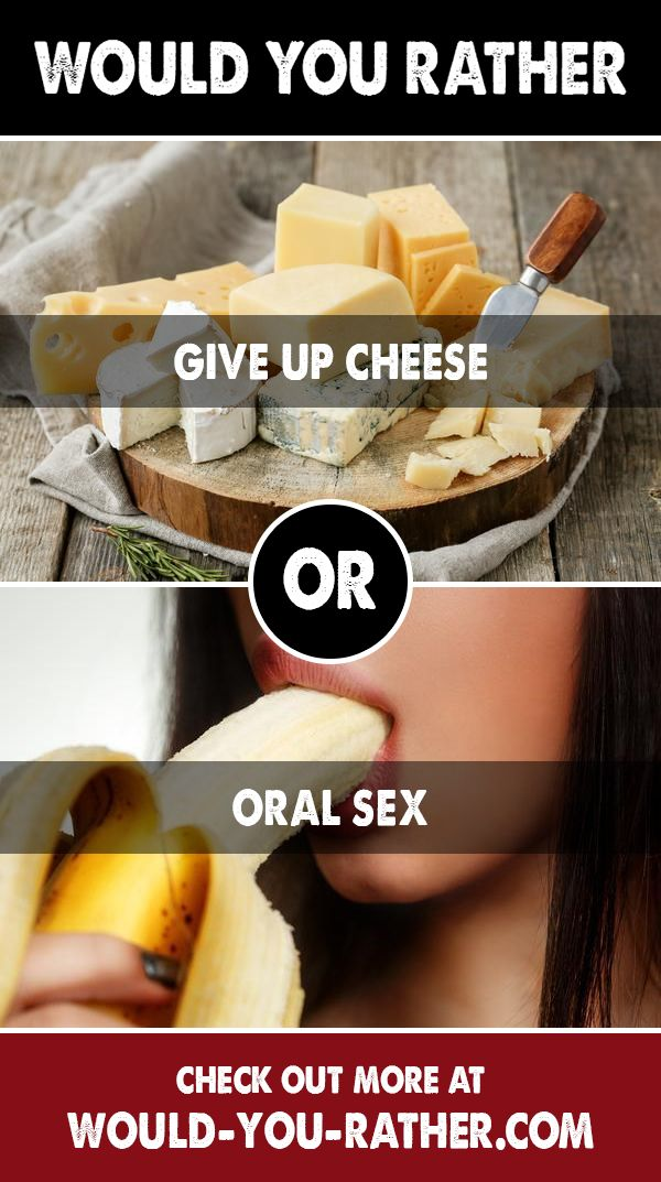 questions about oral sex