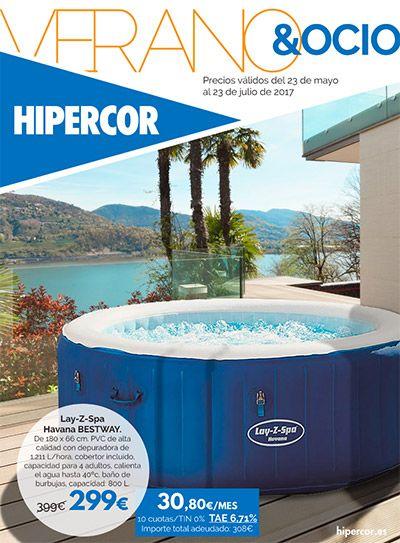 Piscinas Y Spa En Hipercor Con Imagenes Piscina Y Spa