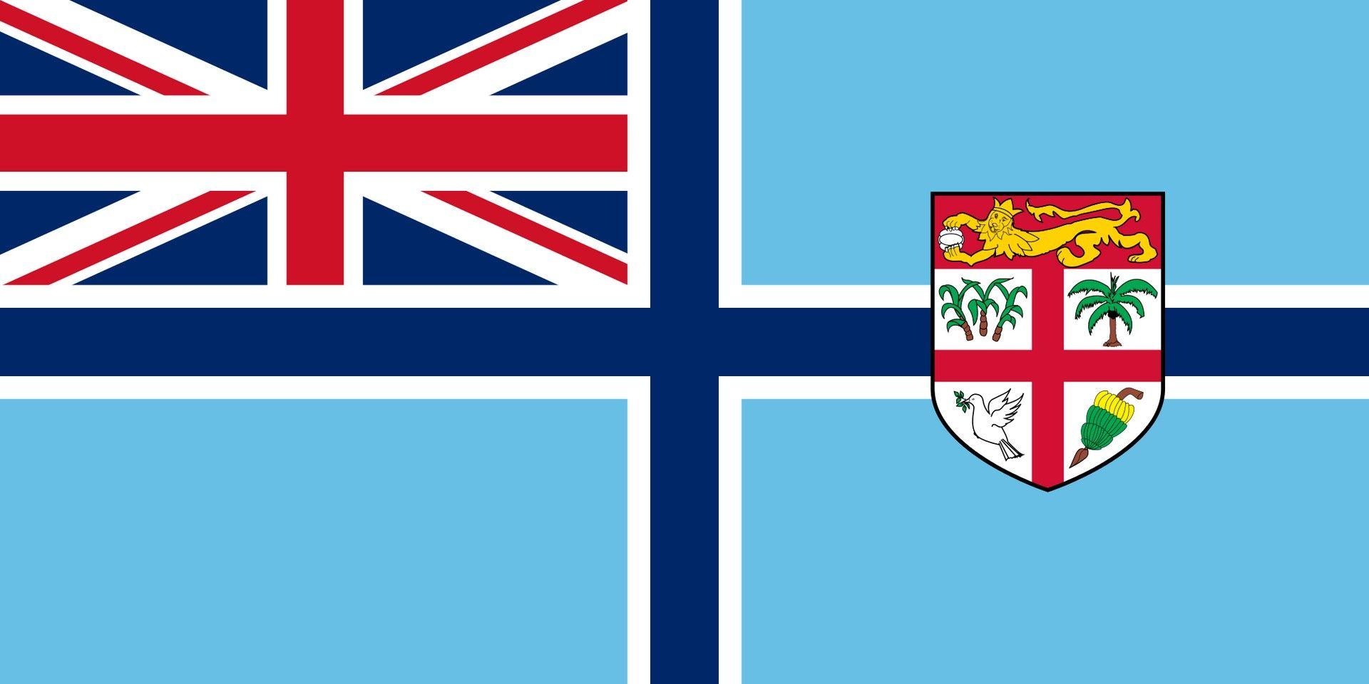 Flag Of Fiji Wallpaper Flags Wallpaper Pinterest