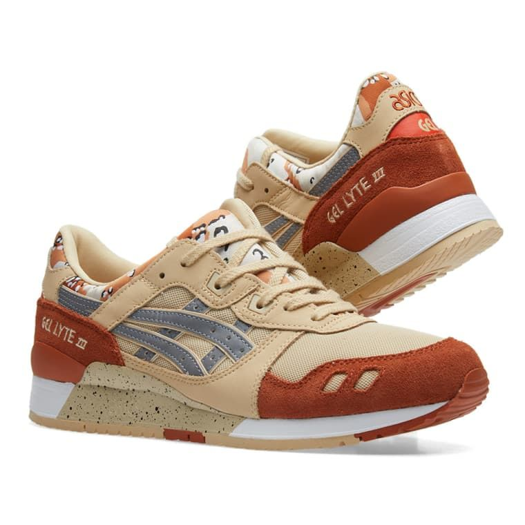 44ea210cfe3f ... discount code for asics relaunch their gel lyte iii with new military  interpretations. introducing a