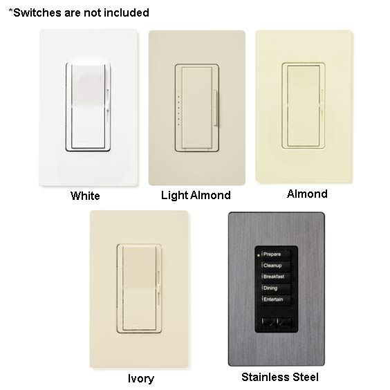 shockingly 3d electrical outlet covers wall switchplates.htm lutron claro designer wallplates in white light almond almond  lutron claro designer wallplates in