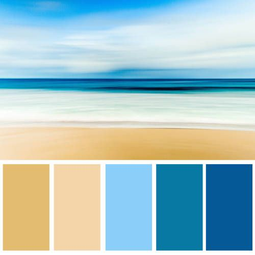 7 Soothing Color Palettes For Your Bedroom In 2019: Colours, Soothing Paint Colors, Colour