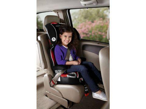 Top 6 Most Comfortable Booster Car Seats