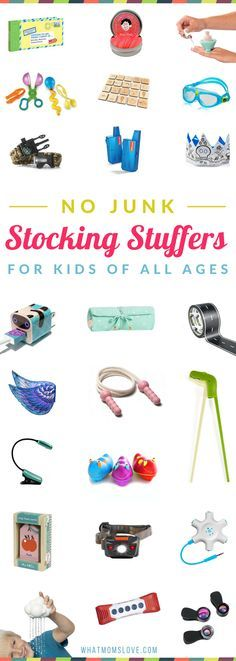 250 Unique Stocking Stuffers For Kids That Aren T Junk