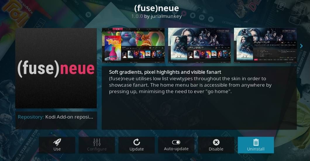 How to uninstall a kodi build on amazon fire stick or fire
