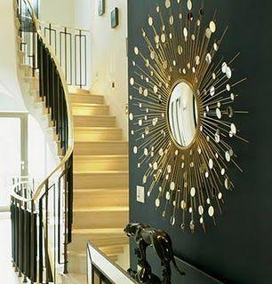 los espejos dan luminosidad y amplitud y se adaptan a cualquier lugar de la casa mira como hacer detalles con espejos para decorar tu hogar